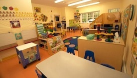 Classroom 1 (3 year olds)