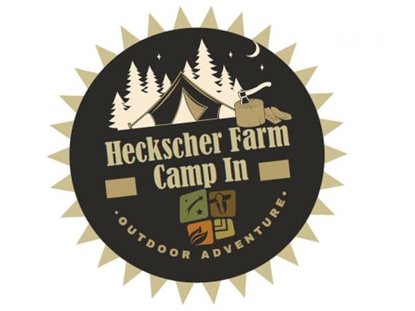 Camp In Logo
