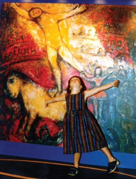Chagall Girl