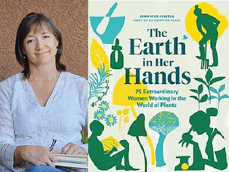 Earth In Her Hands