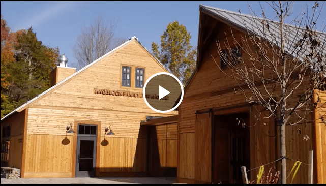 WATCH OUR VIDEO: Grand Opening of the Knobloch Family Farmhouse