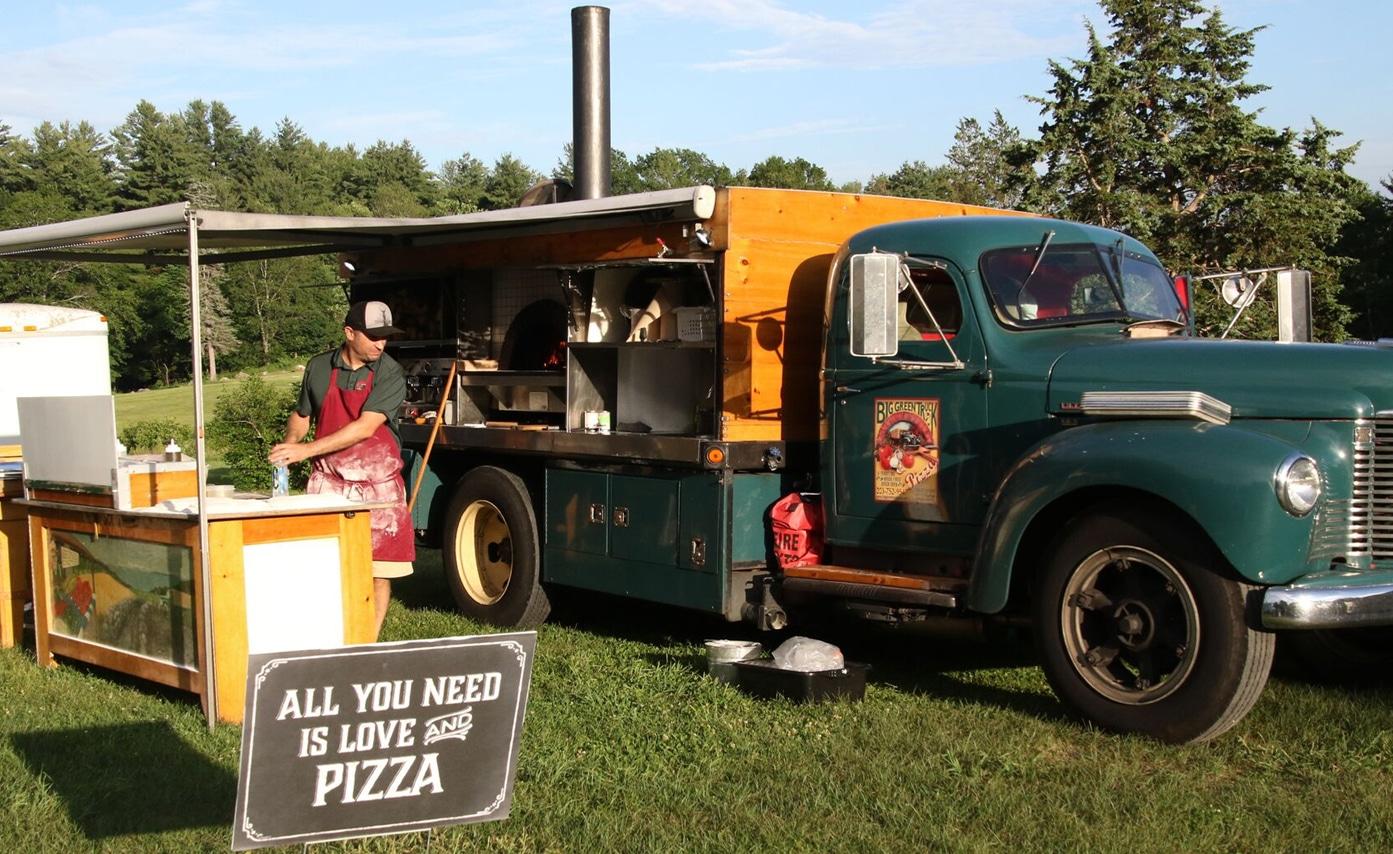 Pizza Truck