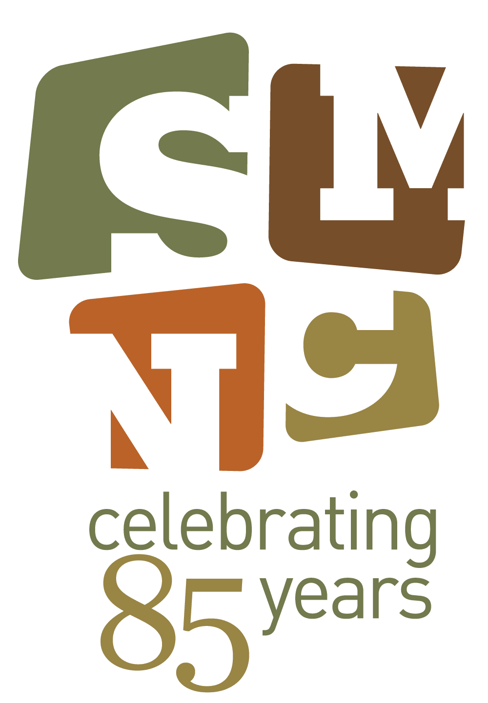 85 Years Logo