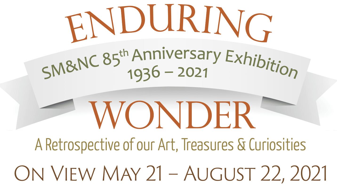 Enduring Wonder Exhibit logo