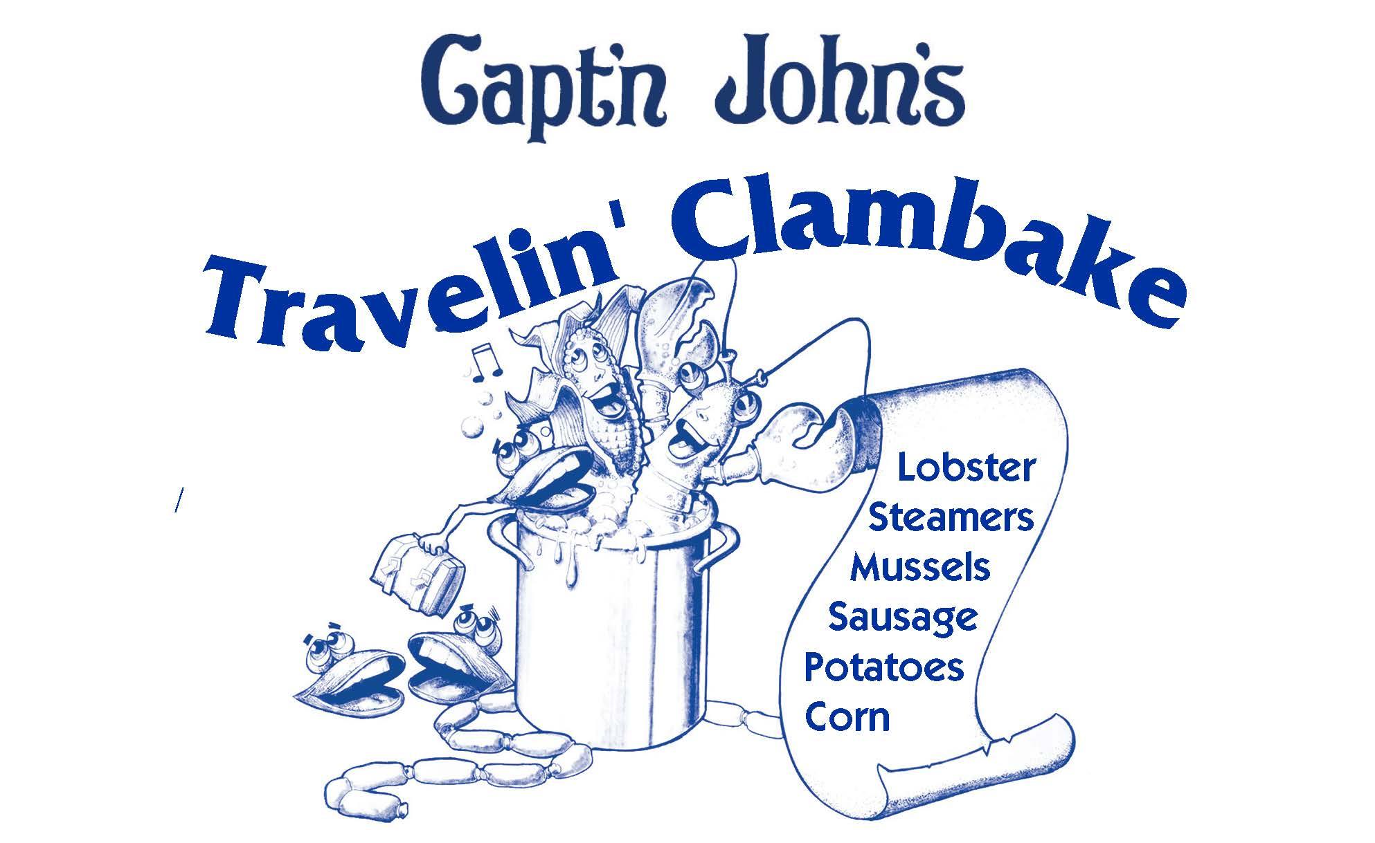 Captain John's logo