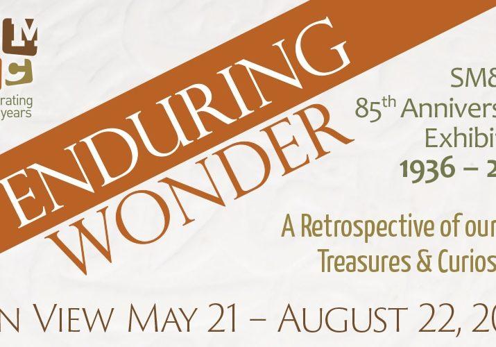 Enduring Wonder Rev Logo